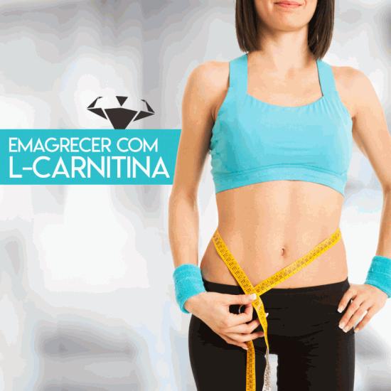 Emagrecer com L-Carnitina