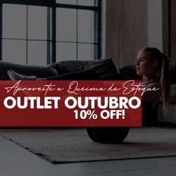 Outlet Outubro 10% OFF