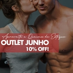 Outlet Junho 10% OFF