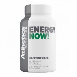 Energy Now - Cafeína 210mg (60caps)