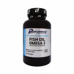 Fish Oil Ômega 3 (100 Softs)