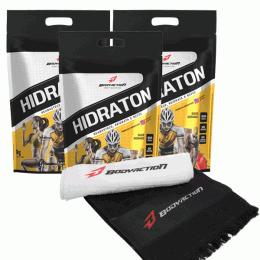 Hidraton (1kg) - 3 Unidades - Toalha