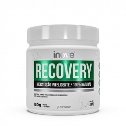 Recovery 100% Natural Sabor Limão 150g Inove Nutrition